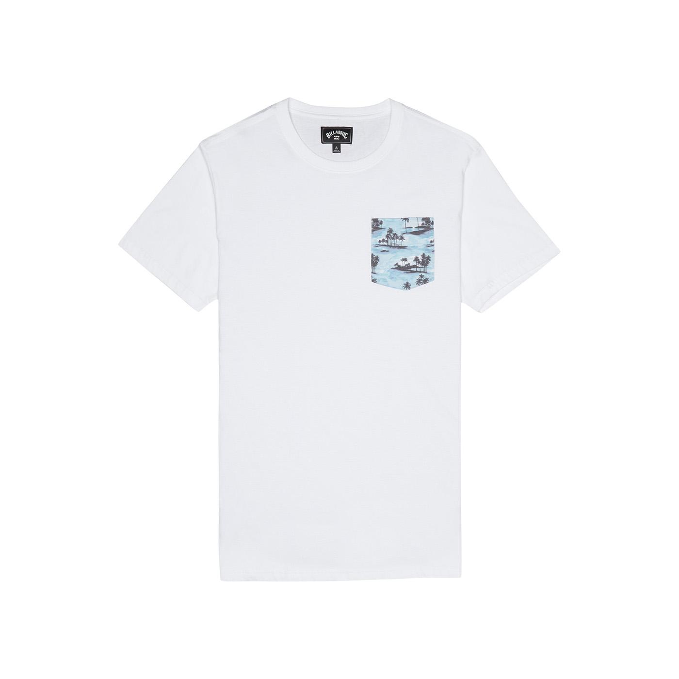 Billabong Allday Printed Crew Erkek T-shirt